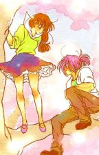 AMOR ENTRE DOS MUNDOS ( trunks love story)  by sakura0513