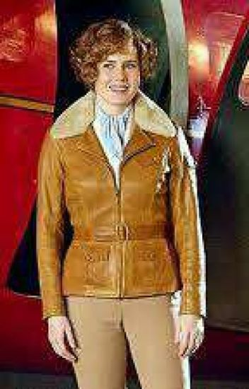 Amelia Mary Earhart the lost lady who disappear