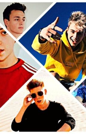Why Don't We Imagines and Preferences by Brianainmanlovesyou
