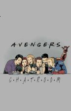 Avengers Chatroom by thegirlwhoswriting