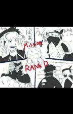 😍OBIKAKA😍La mision de rango D (COMPLETA) by kakashiyobito