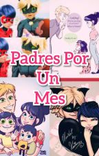 Padres por un mes [adrinette] [marichat] by Ari_Agreste_23