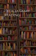 Hetalia diary reading by AWilliber