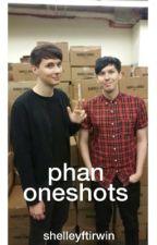 phan oneshots ☄  by shelleyftirwin