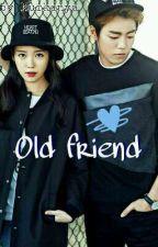 Old Friend  by Murkanya