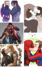 Image yaoi Marvel le 2 !  by love-candy-
