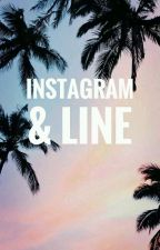 Instagram&Line    MY  by blixxivk