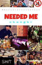 NEEDED ME. || ICK + YKH || by graciousdeaky