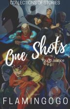 Young Justice One Shots by ICFrost