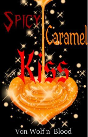 Spicy Caramel Kiss by EstelleWellmann