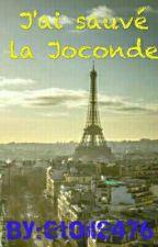 J'ai sauvé la Joconde  by LaPetiteAnanas