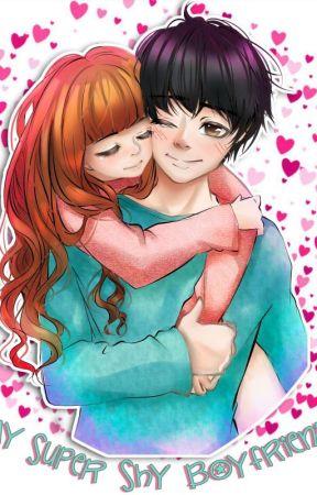 My Super Shy Boyfriend (To Be Published) by lunaking_phr