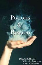 Potions & Passion (Clint Barton Fan Fiction) by Big_turd_blossom