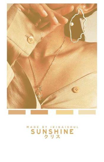 SUNSHINE, jihope. [fin.]