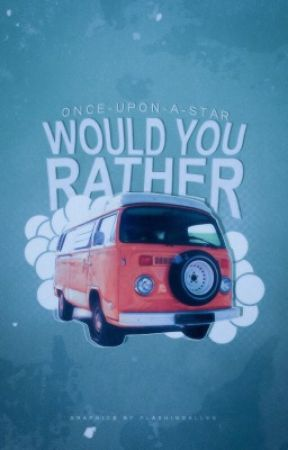 Would You Rather | ✎ by once-upon-a-star