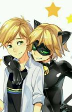 The New Kid (Adrien X Chat Noir) by Ciel_and_Payten