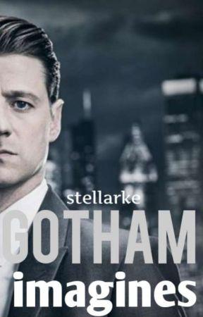 Gotham Imagines by stellarke