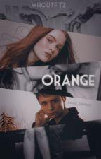Orange [+ Sadie Sink] by WhoutFitz