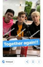 Johnny Orlando X CarsonX Jacob X Haden dirty gay fanfic by Anthony-son-of-hades