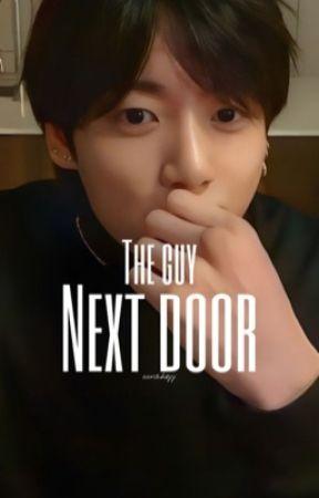 JK - The guy next door by oonaheyy