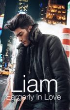 Liam - Eargerly looking for you by Dream_World2004
