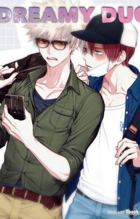 Todoroki x Reader & Bakugou x Reader - Bakugou x Reader