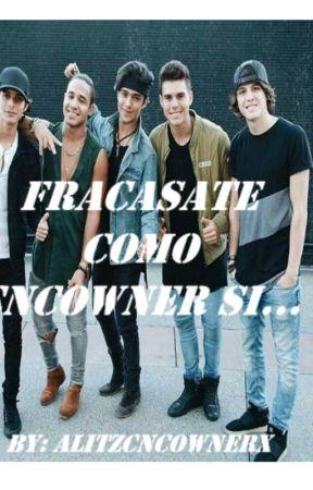 Fracasaste como CNCOwner si... by AlitzCncownerX