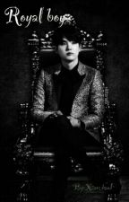 Royal boy // Yoonkook  by XiaoChan1