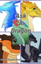 Ask A Dragon by SofiTheWriter