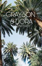 GRAYSON & LIORA by KILLINITBABY