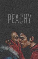 Peachy by Elviraxxz