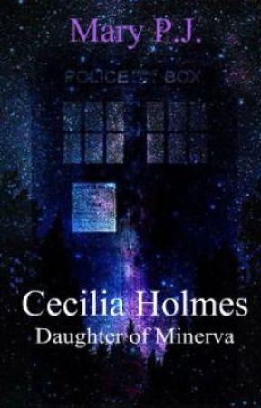 Cecilia Holmes, Daughter of Minerva (Sherlock/Percy Jackson crossover) by Mini_Moffat