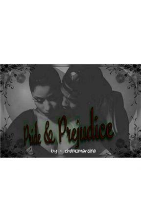 Pride & Prejudice by chanelmarsina