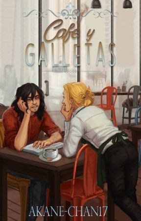Café y galletas by Akane-chan17