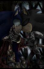 Round table love~ (SonicXSir Lancelot) by savannahlovesshadow2