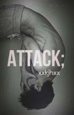 attack ; ziall by Chris-senpaixx