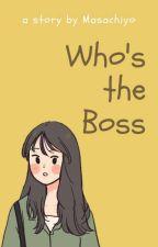 Who's the Boss (KookU) by veennee
