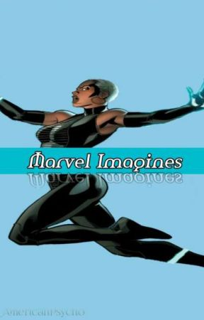 Marvel Imagines by Andie_AmericanPsycho