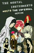 The Mortal Instruments meets the Infernal Devices by sabelrdrgz