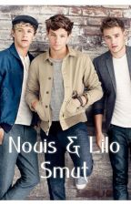 Lilo & Nouis Smut (BoyxBoy) by clifton889
