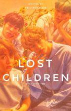 Lost children || m.yg ✗ p.jm by peilikuvaton