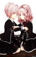 ღ Diabolik Lovers: The Twin Brides ღ by Shadow-Mei