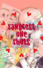 |°Sanscest One Shots°| by LegendsStand