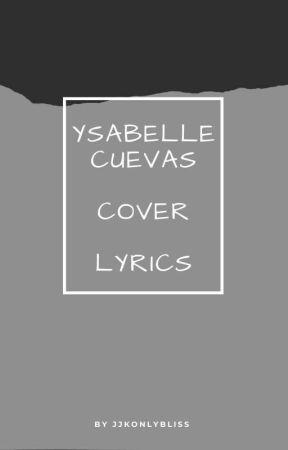 Ysabelle Cuevas Cover Lyrics - SEVENTEEN - Don't Wanna Cry