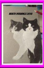 Ariath drawing 2018  by vampiergirl-22