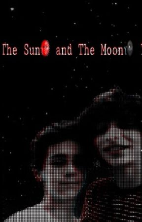 The Sun And The Moon.  Fack   by francylaudy11