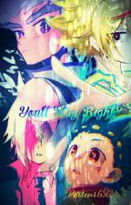 You'll Stay Right? (Valt X Lui) by Perseus5656