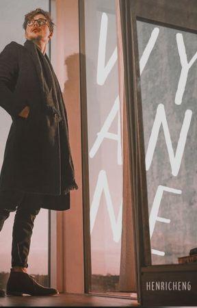 WYANNE | byron langley by henricheng