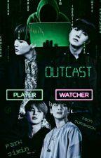 OUTCAST - BTS  by __Skyforhell