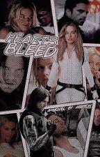 HEARTS BLEED → BUCKY BARNES #wattys2019 by sebstab